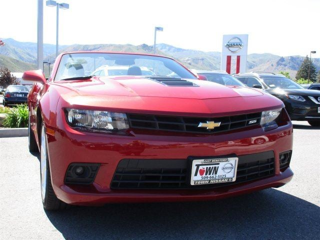 2015 Chevrolet Camaro SSRear Parking Aid Back-Up Camera LockingLimited Slip Differential Rear
