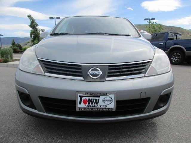 2007 Nissan Versa SLFront Wheel Drive Tires - Front All-Season Tires - Rear All-Season Power St