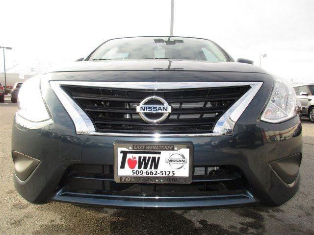 2016 Nissan Versa SVFront Wheel Drive Power Steering ABS Front DiscRear Drum Brakes Brake Ass