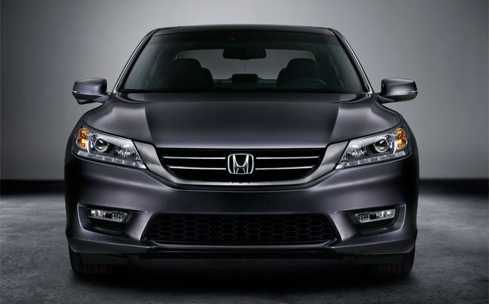 2015 honda accord sedan for Price of honda accord 2015