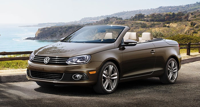 New 2015 Volkswagen Eos Raleigh Cary Nc Price Technology