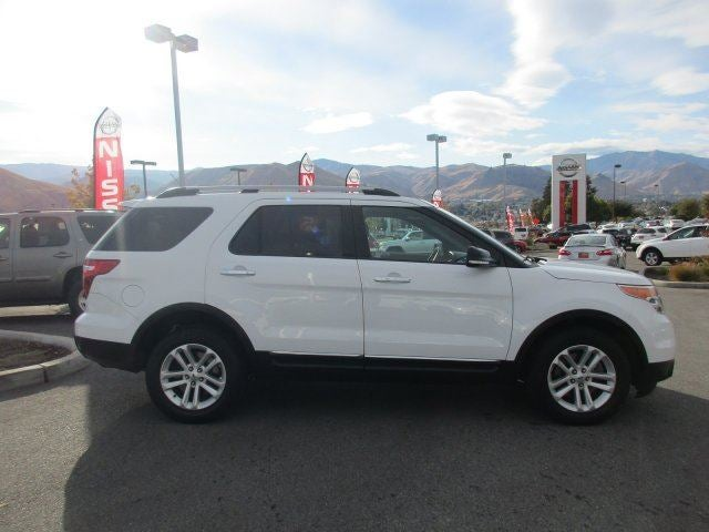 2015 Ford Explorer XLTFour Wheel Drive Power Steering ABS 4-Wheel Disc Brakes Brake Assist Al