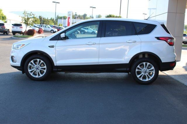 2017 Ford Escape SEAdditional Options  Turbocharged  Four Wheel Drive  Power Steering  A