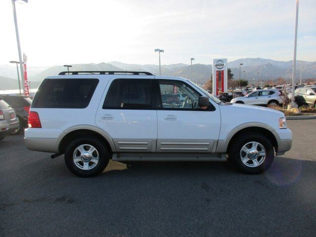 2006 Ford Expedition Eddie BauerFour Wheel Drive Tow Hitch Tow Hooks Tires - Front All-Terrain