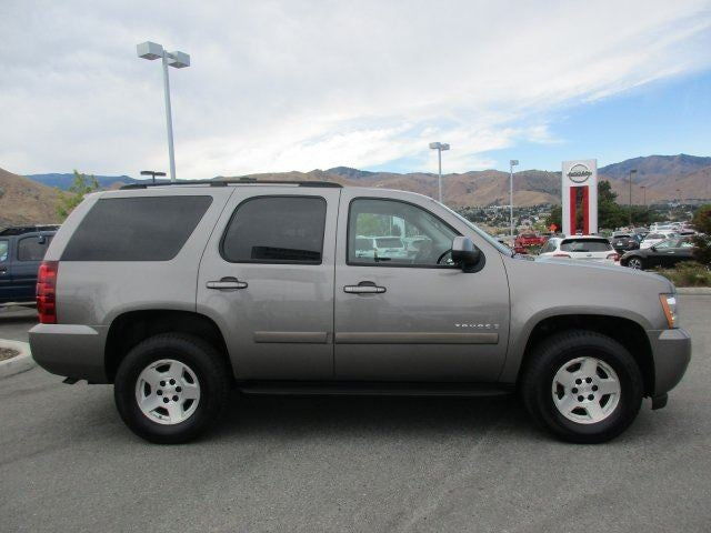 2008 Chevrolet Tahoe LTFour Wheel Drive Tow Hitch Power Steering Tow Hooks Conventional Spare
