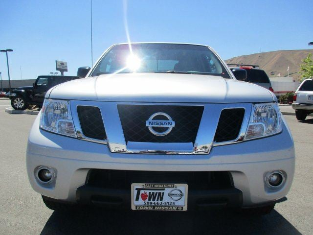 2012 Nissan Frontier BaseRear Wheel Drive Power Steering 4-Wheel Disc Brakes Tires - Front All-