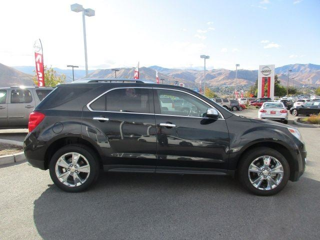 2010 Chevrolet Equinox LTZHeated Mirrors Power Mirrors Luggage Rack MP3 Player Steering Whee
