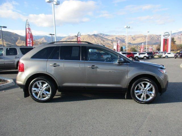2013 Ford Edge LimitedAll Wheel Drive Power Steering Tires - Front All-Season Tires - Rear All-