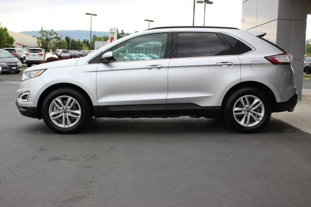 2016 Ford Edge SELAdditional Options  Turbocharged  All Wheel Drive  Power Steering  ABS