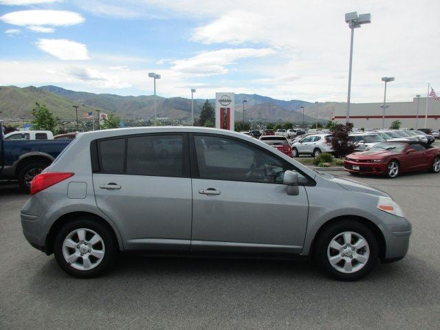 2007 Nissan Versa SLFront Wheel Drive Tires - Front All-Season Tires - Rear All-Season Power St