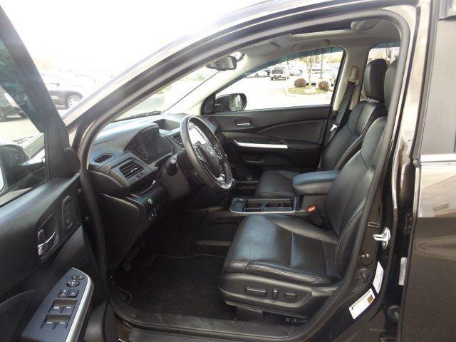 2015 Honda CR-V TouringAll Wheel Drive Power Steering ABS 4-Wheel Disc Brakes Brake Assist Al
