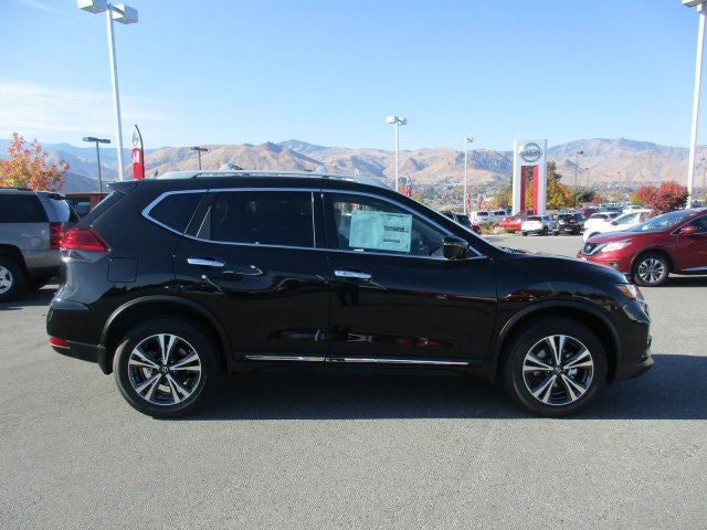 2017 Nissan Rogue SLP04 SL PREMIUM PACKAGE -inc LED Headlights Power Panoramic Moonroof L92