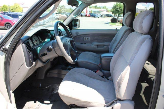 2004 Toyota Tacoma PreRunnerAdditional Options  CLOTH BUCKET SEATS WHEADRESTS -inc center co