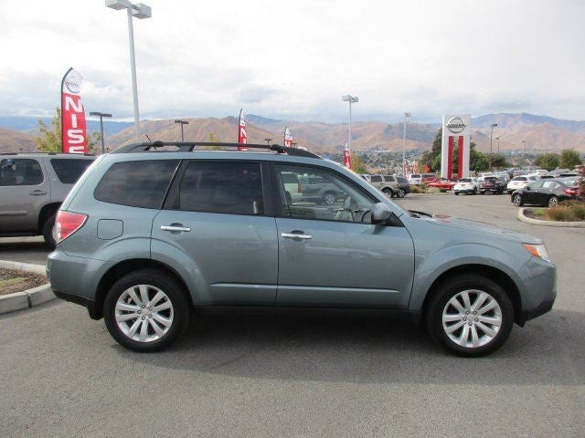 2012 Subaru Forester 25X LimitedAll Wheel Drive Power Steering 4-Wheel Disc Brakes Aluminum Wh