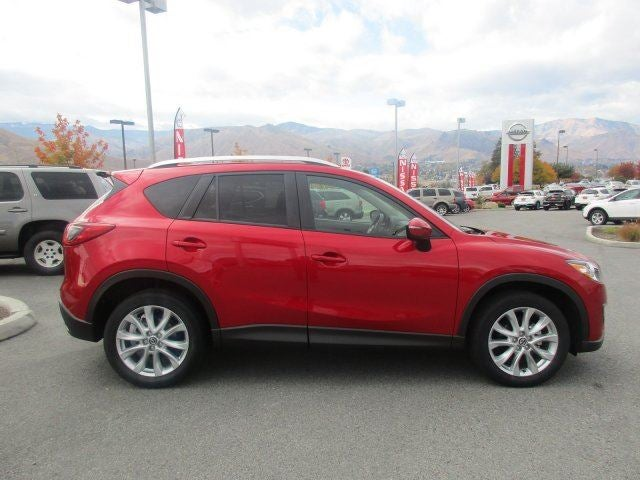 2015 Mazda Mazda CX-5 Grand TouringAll Wheel Drive Power Steering ABS 4-Wheel Disc Brakes Brak