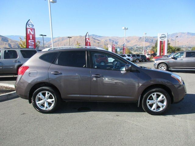 2008 Nissan Rogue SLTraction Control Stability Control All Wheel Drive Tires - Front All-Season
