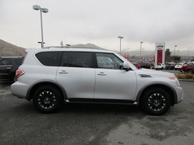 2017 Nissan Armada SVAll Wheel Drive Tow Hitch Air Suspension Power Steering ABS 4-Wheel Disc