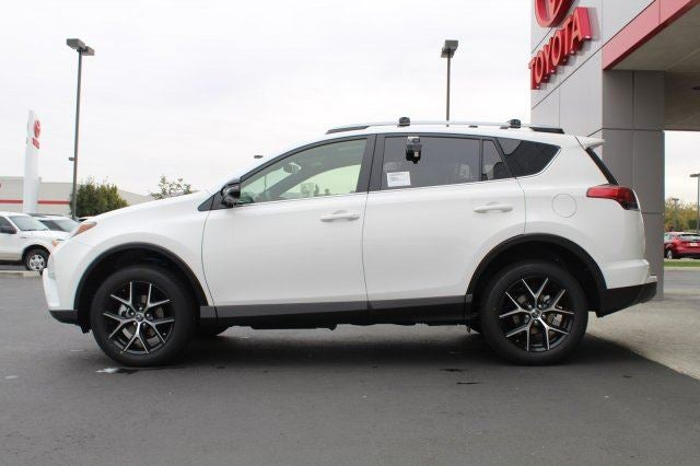 2018 Toyota RAV4 SEPOWER EXTRA VALUE PACKAGE -inc Frameless Auto-Dimming Rearview Mirror wHomeLi