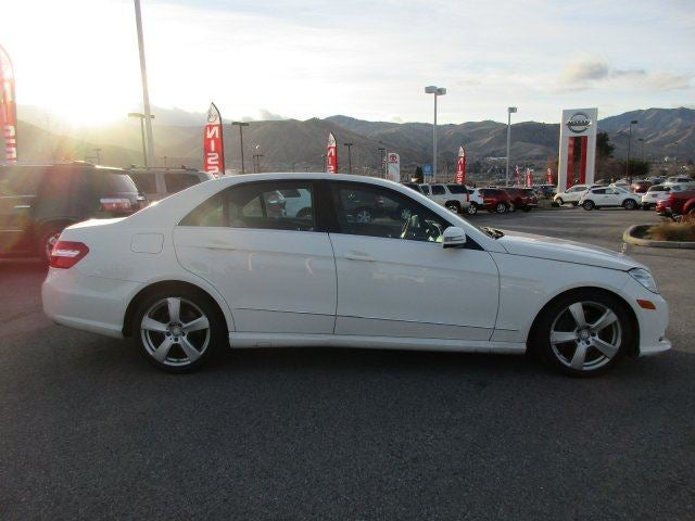 2011 MERCEDES E-Class E 350Rear Wheel Drive Power Steering 4-Wheel Disc Brakes Aluminum Wheels
