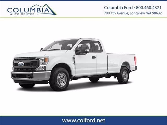 2020 Ford F-250 Super Cab 4x4, Cab Chassis #LF20001 - photo 1