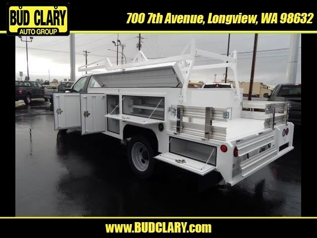 2020 Ford F-450 Crew Cab DRW 4x2, Scelzi Combo Body #LF20004 - photo 1