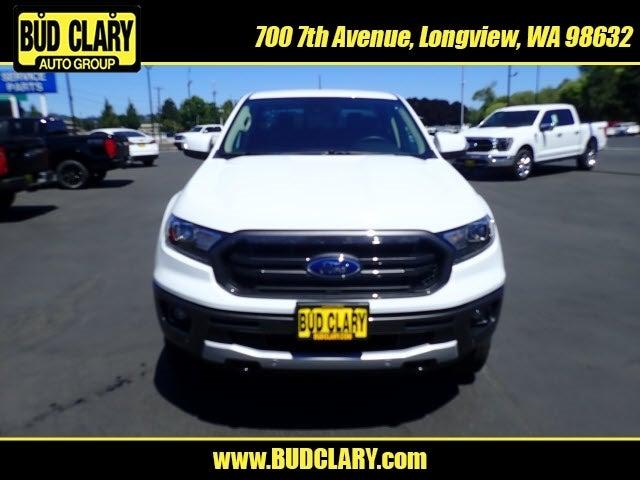 2021 Ford Ranger SuperCrew Cab 4x4, Pickup #LF21128 - photo 1