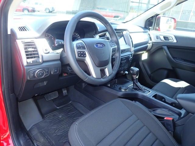 2021 Ford Ranger SuperCrew Cab 4x4, Pickup #LF21127 - photo 9