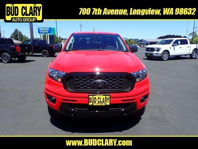 2021 Ford Ranger SuperCrew Cab 4x4, Pickup #LF21126 - photo 1