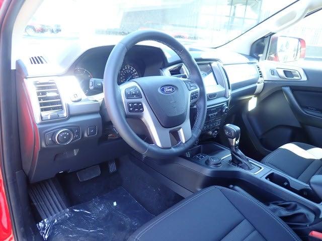 2021 Ford Ranger SuperCrew Cab 4x4, Pickup #LF21126 - photo 9