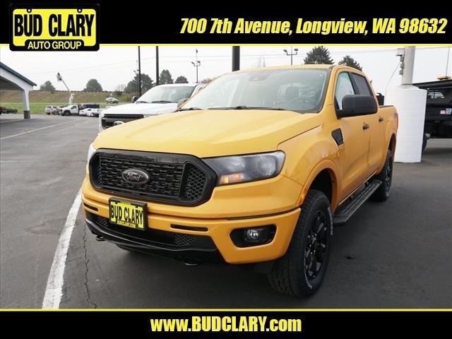 2021 Ford Ranger SuperCrew Cab 4x4, Pickup #LF21077 - photo 1