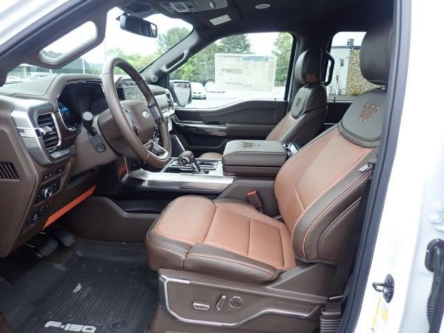 2021 Ford F-150 SuperCrew Cab 4x4, Pickup #LF21131 - photo 10