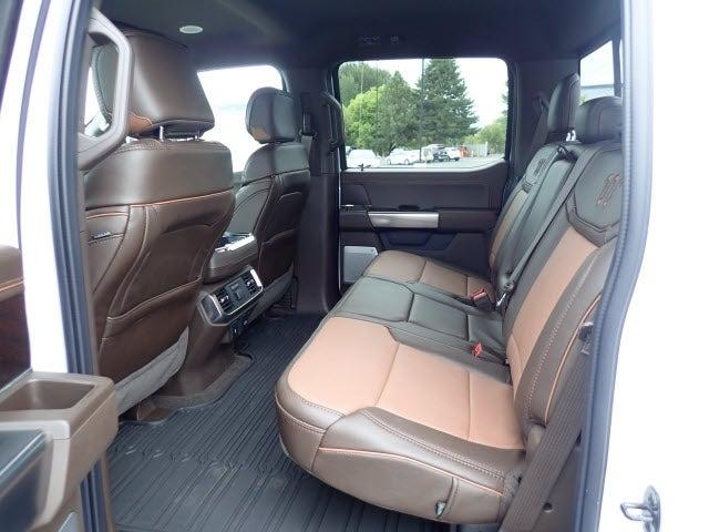 2021 Ford F-150 SuperCrew Cab 4x4, Pickup #LF21131 - photo 11