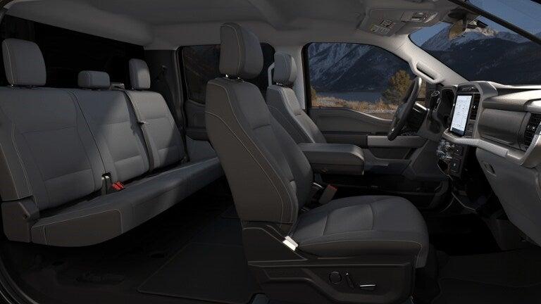2021 F-150 SuperCrew Cab 4x4,  Pickup #LF21159 - photo 9