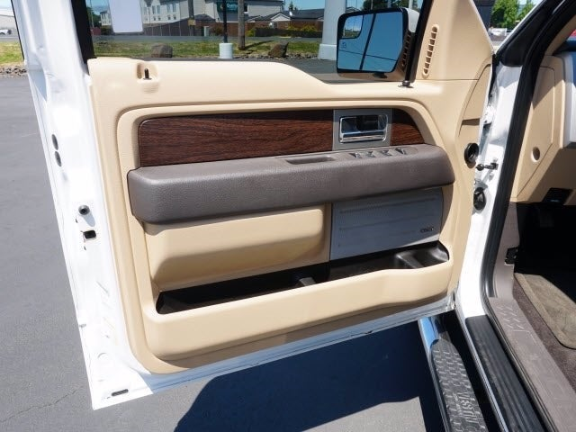 2014 Ford F-150 SuperCrew Cab 4x4, Pickup #LF21113A - photo 11