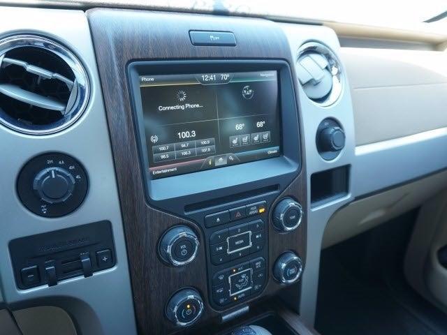 2014 Ford F-150 SuperCrew Cab 4x4, Pickup #LF21113A - photo 16