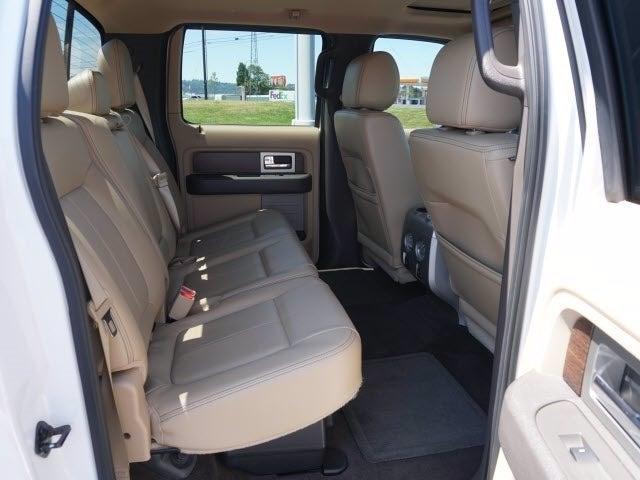 2014 Ford F-150 SuperCrew Cab 4x4, Pickup #LF21113A - photo 8