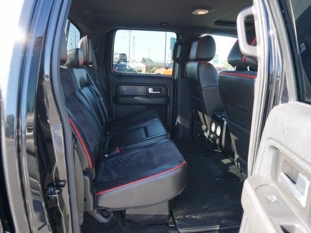 2013 F-150 SuperCrew Cab 4x4,  Pickup #R0261 - photo 8