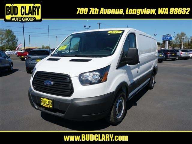 2019 Ford Transit 150 Low Roof 4x2, Empty Cargo Van #R0118 - photo 1