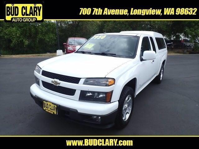 2009 Chevrolet Colorado Extended Cab 4x2, Pickup #LH22023B - photo 4