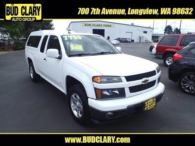 2009 Chevrolet Colorado Extended Cab 4x2, Pickup #LH22023B - photo 1