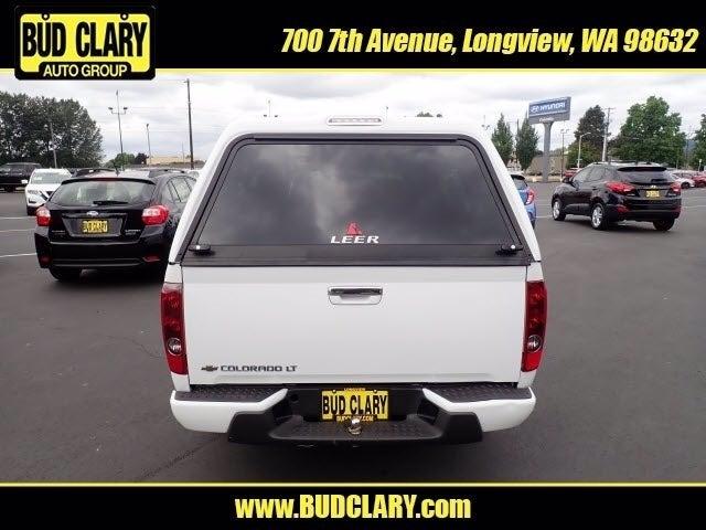 2009 Chevrolet Colorado Extended Cab 4x2, Pickup #LH22023B - photo 3