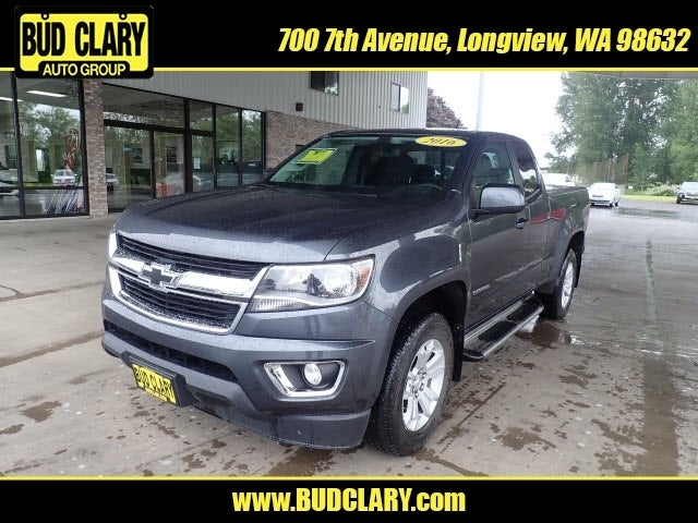 2016 Chevrolet Colorado Extended Cab 4x2, Pickup #LH22023A - photo 1