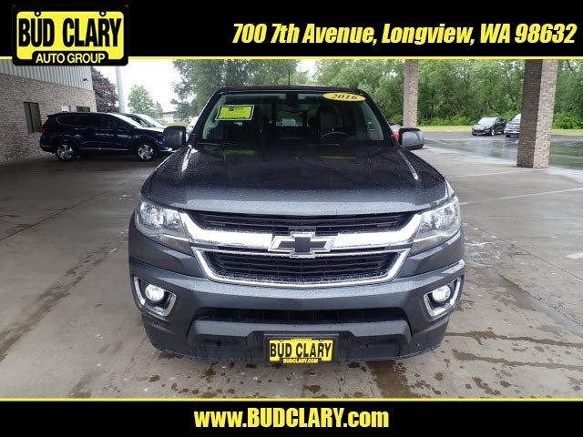 2016 Chevrolet Colorado Extended Cab 4x2, Pickup #LH22023A - photo 3