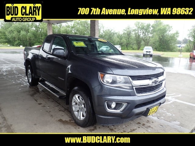 2016 Chevrolet Colorado Extended Cab 4x2, Pickup #LH22023A - photo 4