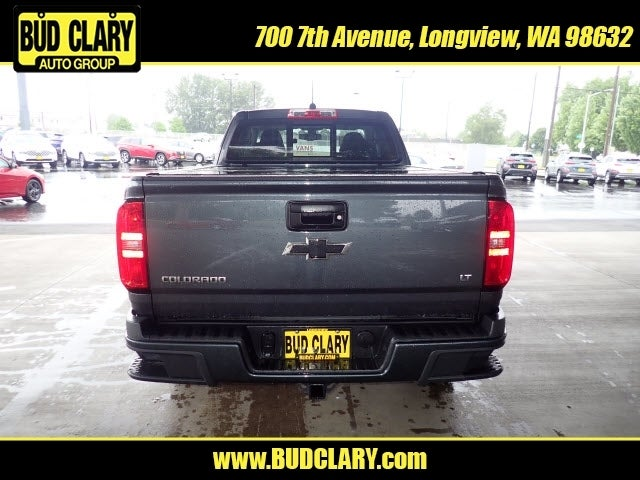 2016 Chevrolet Colorado Extended Cab 4x2, Pickup #LH22023A - photo 5