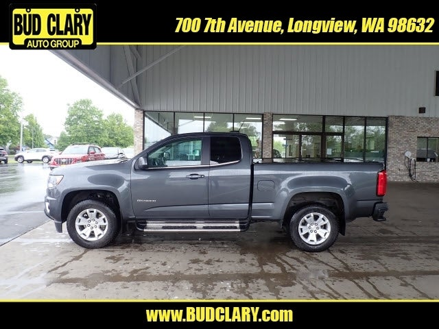 2016 Chevrolet Colorado Extended Cab 4x2, Pickup #LH22023A - photo 6