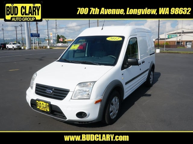 2012 Ford Transit Connect FWD, Empty Cargo Van #R0188 - photo 1