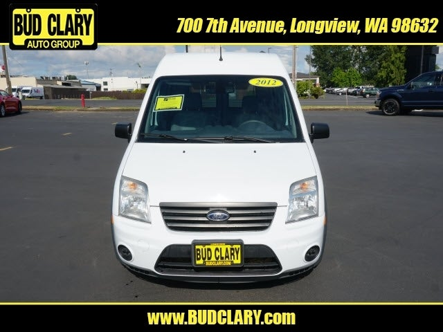 2012 Ford Transit Connect FWD, Empty Cargo Van #R0188 - photo 3