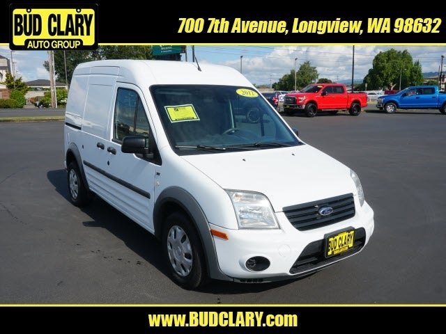 2012 Ford Transit Connect FWD, Empty Cargo Van #R0188 - photo 4