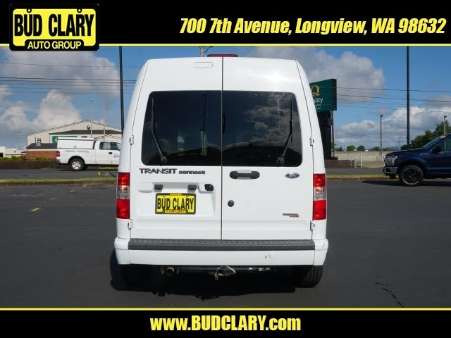 2012 Ford Transit Connect FWD, Empty Cargo Van #R0188 - photo 6